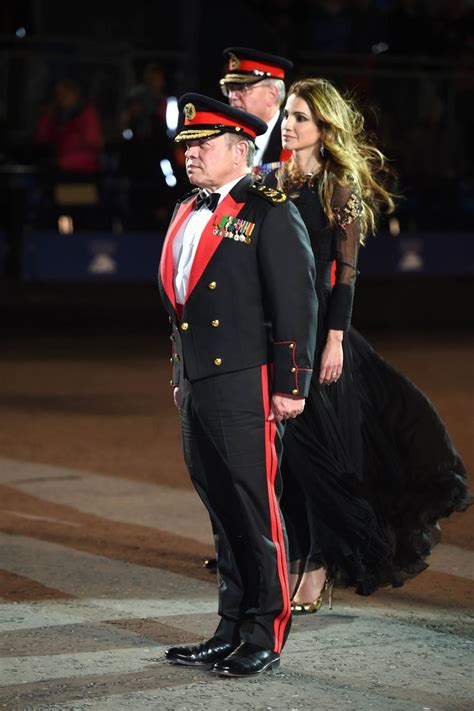 edinburgh tattoo dress code king abdullah and queen rania at 2016 edinburgh military