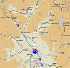 baker county oregon map halfway oregon home sales