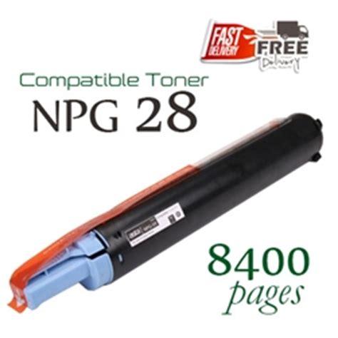 Toner Npg 28 compatible canon npg 28
