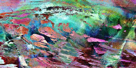 Lukisan Digital Abstrak 6 dhiasakura lukisan abstrak