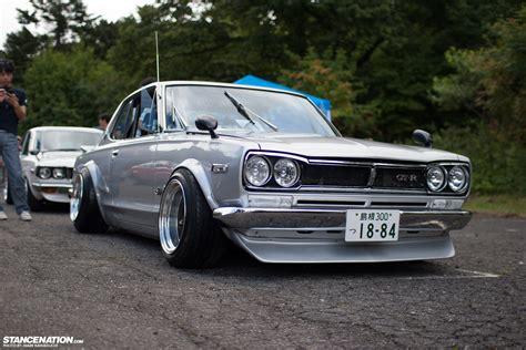 nissan hakosuka stance hakosuka to die for 昭和のcarにばる preview stancenation