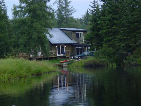 4 season adirondack waterfront cabin homeaway malone