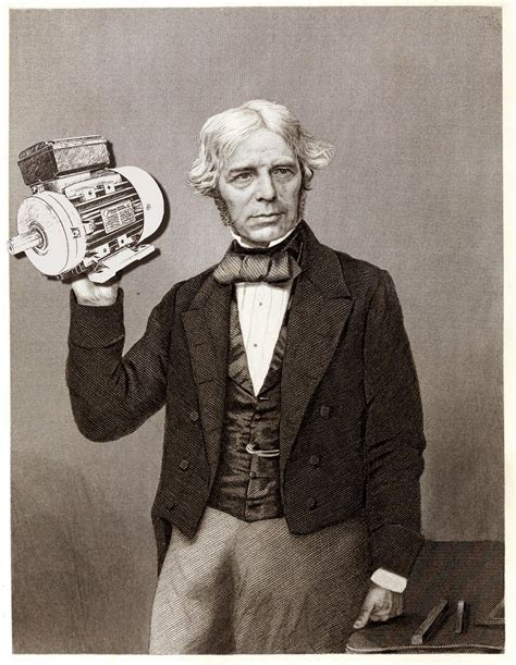 michael faraday electric motor a brief history of electric motors the gibbons