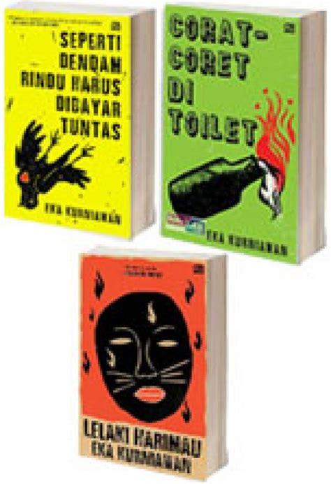 Paket 2 Buku Cara Colter bukukita paket buku eka kurniawan 2 toko buku