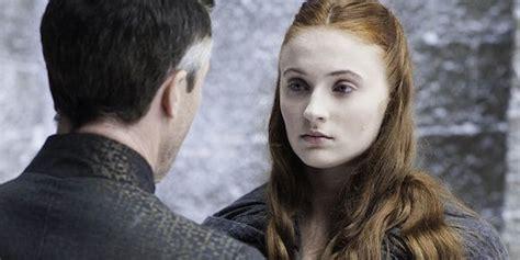 redhead actress game of thrones season 6 how sansa stark will change in season 6 according to