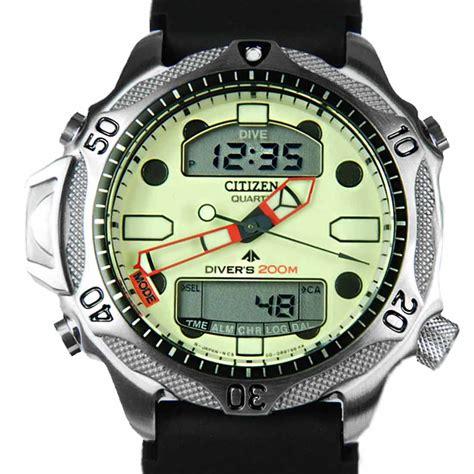 citizen promaster scuba diving jp1010 jp1010 00w