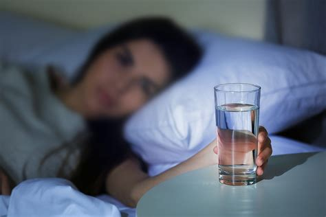 should i drink water before bed why you should never drink water before bed scoopnest com