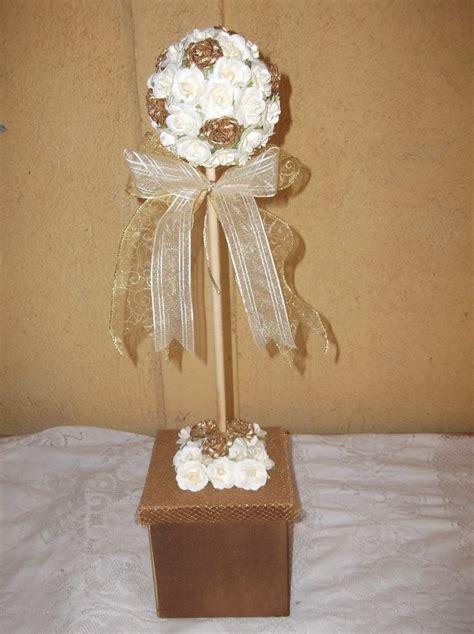 topario para casamiento hermoso topiario como centro para bautizo boda xv a 241 os