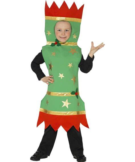 christmas cracker kids fancy dress child fun festive boys