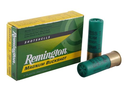 10 buck box remington express ammo 12 ga 3 000 buckshot 10 pellets box