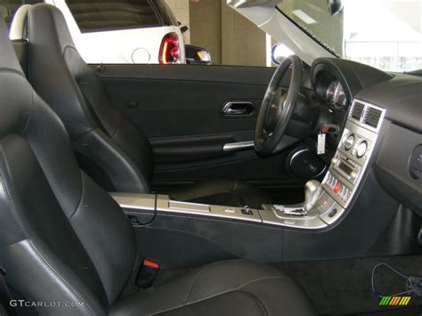 2005 chrysler crossfire limited roadster interior photo