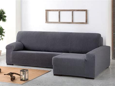 funda sofa ajustable funda sof 225 chaise longue ajustable cora tienda