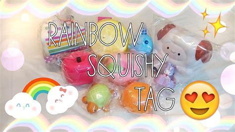Squishy Rainbow Squishy Es Krim Squishy rainbow squishy tag