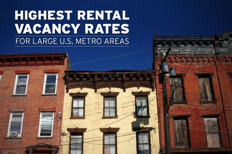 Apartment Vacancy Rate New York City Rental Vacancy Rates By City Us