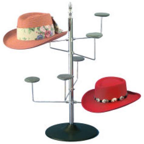 hat baseball cap countertop display racks stock