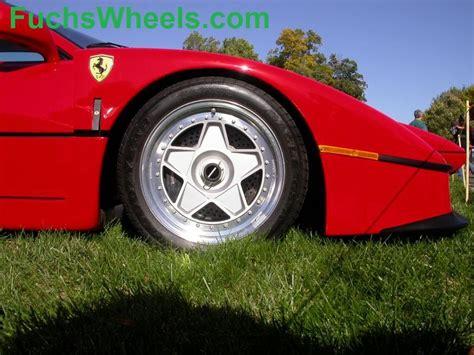 f40 wheels fuchs wheels