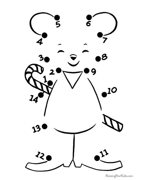 printable mazes and dot to dots connect the dots printables for kids 012