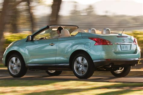 Convertible Nissan Suv by Used 2014 Nissan Murano Crosscabriolet Suv Pricing For