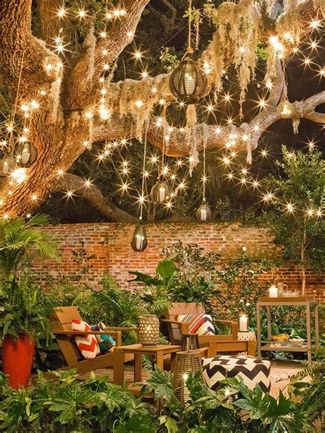 Backyard Lights Ideas 25 Best Ideas About Backyard Lighting On Pinterest Patio Lighting Outdoor Patio Lighting And