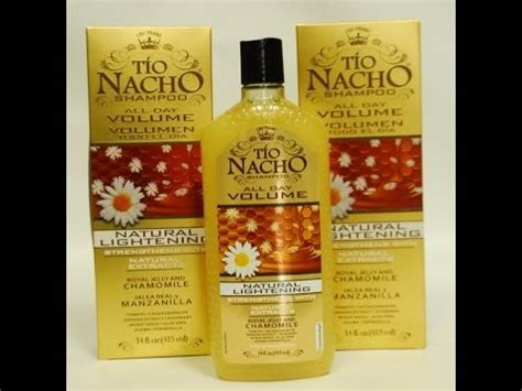 drugstore hair products to lighten hair lighten your hair pt 2 tio nacho chamomile tea youtube