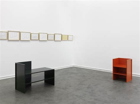 Donald Judd Furniture by In Color Donald Judd Furniture