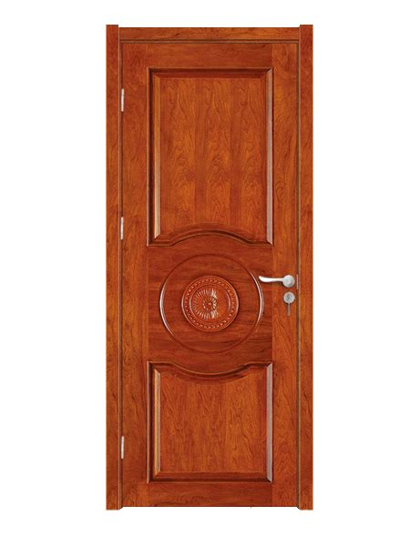 Solid Doors Interior by China Interior Solid Wooden Door Wz 8001 China