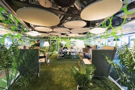Google Ireland Office | google 187 retail design blog
