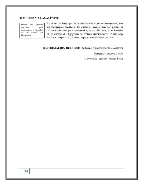 libro sistemas yprocedimientoscontables fernando funci 211 n de los procedimientos contables