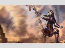 Nasus   League of Legends Lifesteal Nasus