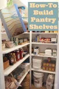 Pantry Ideas For Small Kitchens best ideas about pantry shelving on pinterest pantry ideas pantry