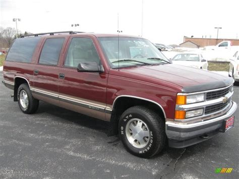 how to work on cars 1998 chevrolet suburban 2500 auto manual 1998 chevrolet suburban information and photos momentcar