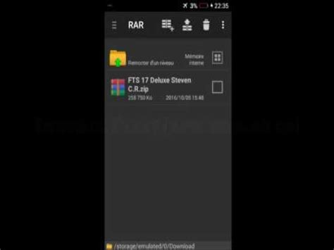 install mod apk how to install fts17 mod apk obb data android center