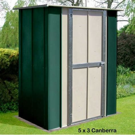 Shed Canberra by Storemore Canberra Utility Metal Shed