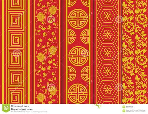 new pattern vector chinese new year pattern stock vector image 63533125