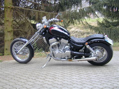 Motorrad Mit Langer Gabel by 14 176 Kit Raked Trees With Forktubes Original