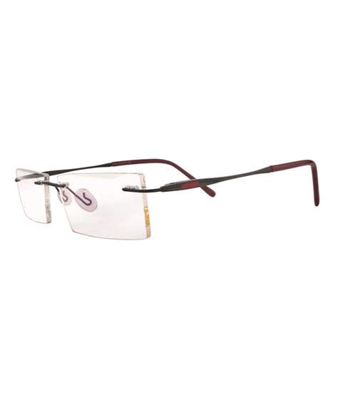 aks grey metal anti glare eyeglasses buy aks grey metal