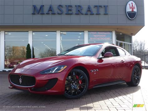red maserati spyder 2012 maserati granturismo mc priced from 143400 2017