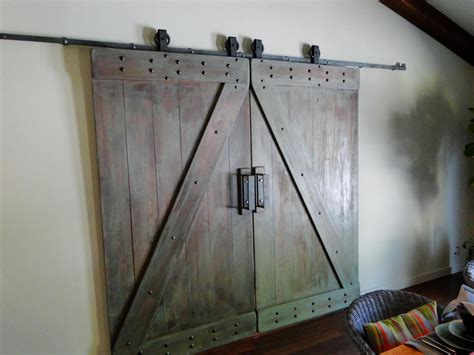 Faux Barn Doors Photos Country D 233 Cor American Travel Southern Food Recipes Rustic Weddings Gac