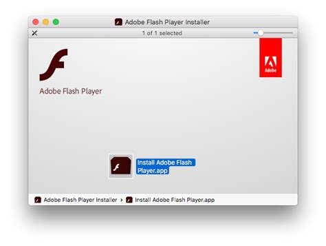 install adobe flash how to update adobe flash player on mac os x