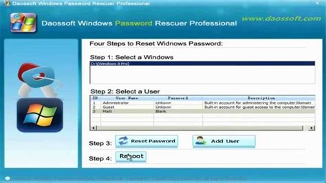 windows 8 reset password not working windows 8 password reset for acer iconia no data loss