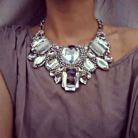 25 best ideas about chunky necklaces on pearl