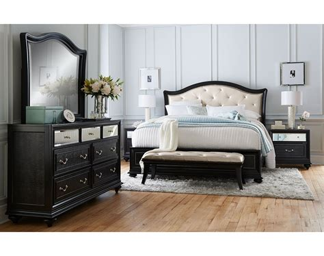 city bedroom sets extraordinary  marilyn collection  city furniture bedroom