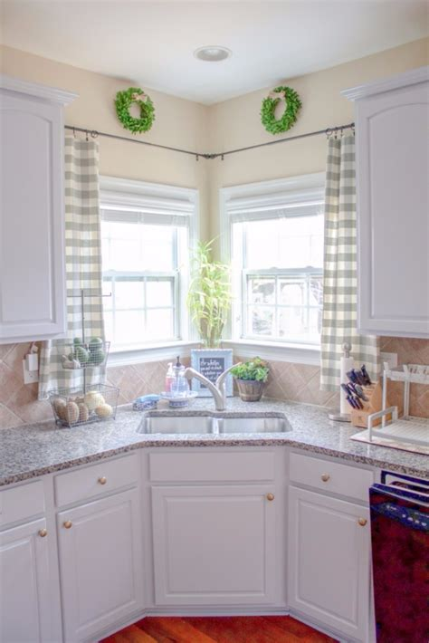 Large Kitchen Window Treatment Ideas by Kitchen Window Treatment Ideas Diy Kitchen Window Curtain