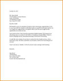 Outline Of A Cover Letter by Resume Cover Letter Outline Sle Exle Of Format With