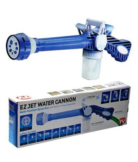Ez Jet Water Canon Multifungsi Spray Gun Dengan Dispenser S T3009 12 rex ez jet water cannon 8 in 1 turbo water spray gun buy rex ez jet water cannon 8 in 1
