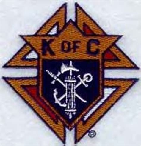 embroidery design knights of columbus knight of columbus patch 3 1 2 quot
