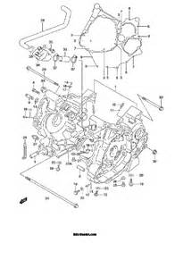 solved exploded diagram rm 250 2002 gearbox fixya