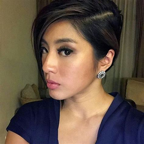 filipino celebrity short hair photo the biggest celebrity hair transformations of 2017 so far