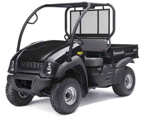 Kawasaki Mule 600 610 4x4 2005 2009 Service Repair Manual