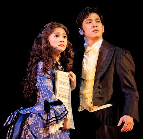 kim so hyun opera призрак оперы корея the phantom of the opera south